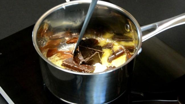 Chokoladekagecreme