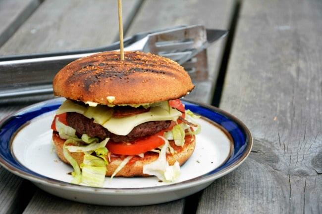 grillet burger