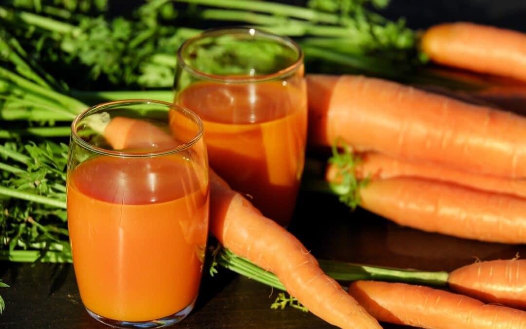 Forskellen på en klassisk juicer og en slowjuicer